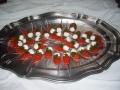 Tomate-Mozzarella-Platte