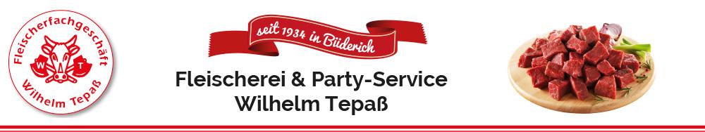 Fleischerei & Party-Service Wilhelm Tepaß